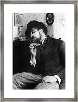 Vincent Price (1911-1993) Framed Print by Granger