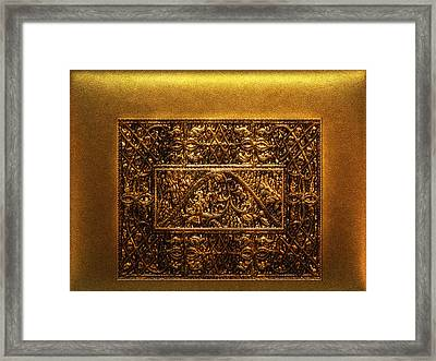 Vintage Treasure 05 Framed Print by Li   van Saathoff