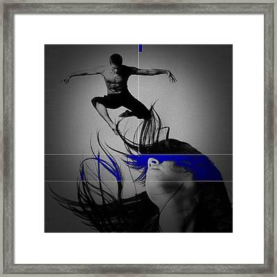 Voyage Framed Print by Naxart Studio