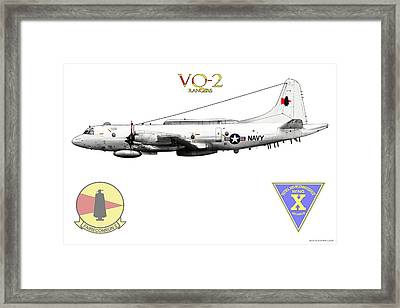 Vq-2 Rangers Framed Print by Clay Greunke