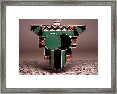 W1 17 Framed Print by Dwight Goss