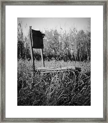 Waiting For Wind Two Framed Print by JC Photography and Art