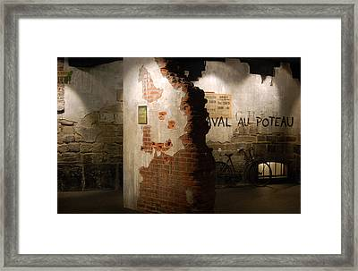 War Framed Print by RicardMN Photography