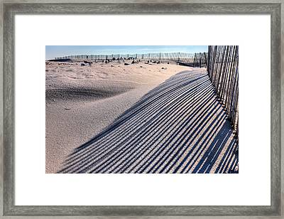 Watching Shadows Framed Print by JC Findley