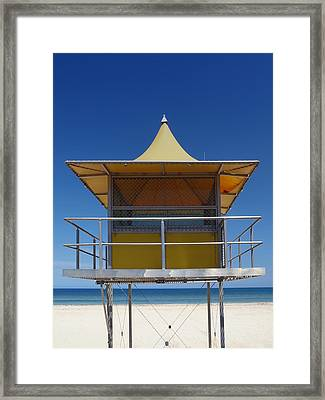Watchtower Framed Print by Melanie Viola