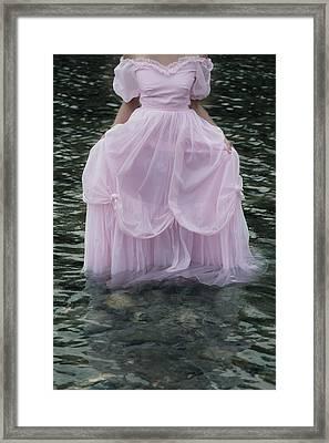 Water Bride Framed Print by Joana Kruse