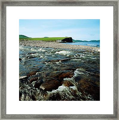 Waterville, Ring Of Kerry, Co Kerry Framed Print by The Irish Image Collection