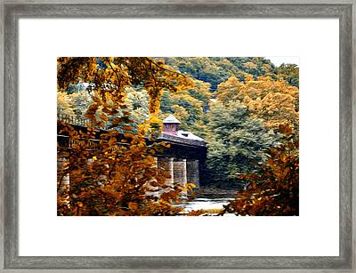 West Virginia Morn Framed Print by Bill Cannon