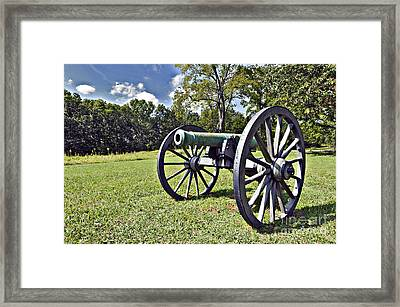 Wheels Of Production - War Framed Print by Charles Dobbs
