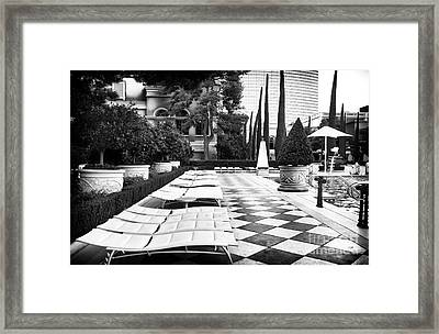 Where The Beautiful Play Framed Print by John Rizzuto