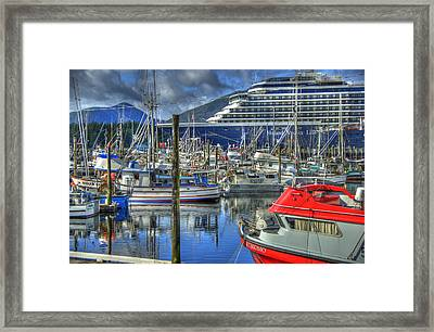 Which One Is Mine Framed Print by Jon Berghoff