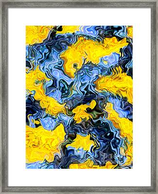 Whixrha Framed Print by One Uv One