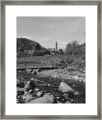 Wicklow Scenery Framed Print by Marcio Faustino