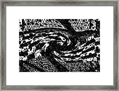 Wild And Crazy.... Framed Print by Tanya Tanski