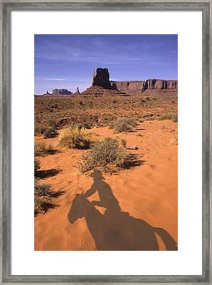 Wild West Framed Print by Images Etc Ltd