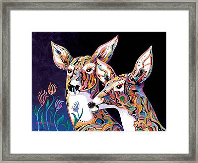 Wildflowers II Framed Print by Bob Coonts