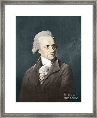 William Herschel, German Astronomer Framed Print by Science Source