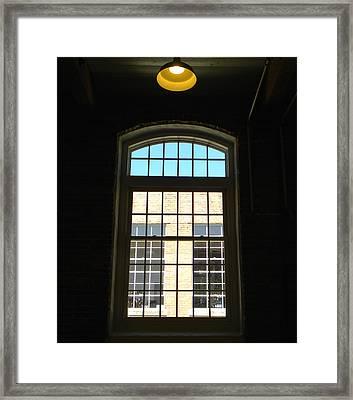 Windows  Framed Print by Sandi OReilly