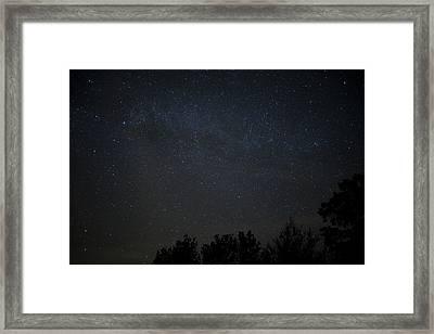 Wish Upon A Star Framed Print by Sara Hudock