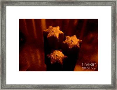 With Ambiance Framed Print by Susanne Van Hulst