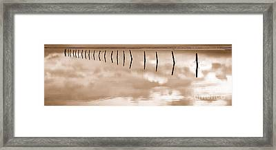 Without Boundaries Framed Print by Steven Milner