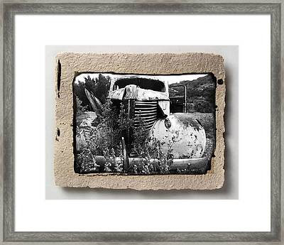 Wreck 1 Framed Print by Mauro Celotti