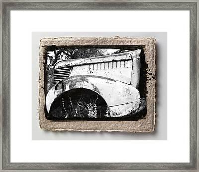 Wreck 2 Framed Print by Mauro Celotti