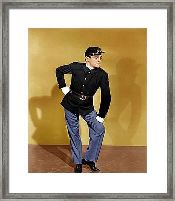 Yankee Doodle Dandy, James Cagney, 1942 Framed Print by Everett