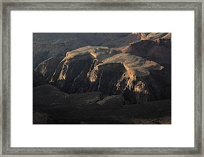 Yavapai Point Framed Print by Viktor Savchenko
