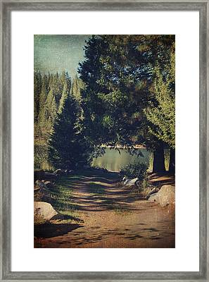 You'll Never Understand Framed Print by Laurie Search