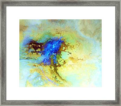 Yunomi Dreams Framed Print by Bill Morgenstern