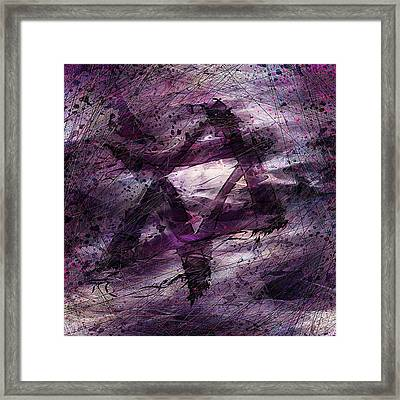 . . . When We Remembered Zion Framed Print by Rachel Christine Nowicki