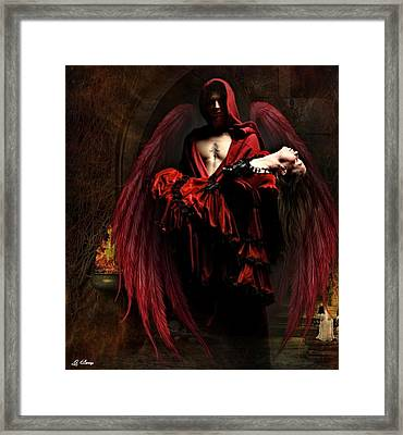 Cape Crusader Framed Print by G Berry