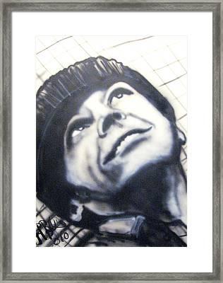 Cuckoo's Nest  Framed Print by Jon Baldwin  Art