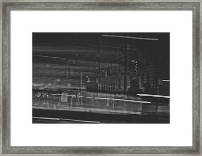 Movement  Framed Print by Svetlana Neskovska