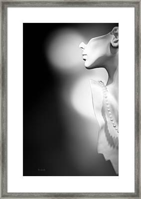 Nod And A Whisper Framed Print by Bob Orsillo