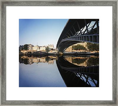 Gateway Solferino Framed Print by Vicky Ceelen