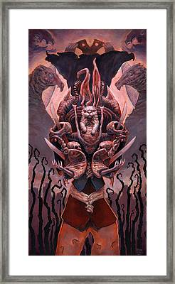 The Great Leader  Framed Print by Ethan Harris