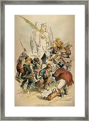 Otto Von Bismarck Framed Print by Granger