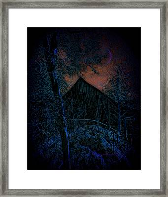 004 Framed Print by Mimulux patricia no