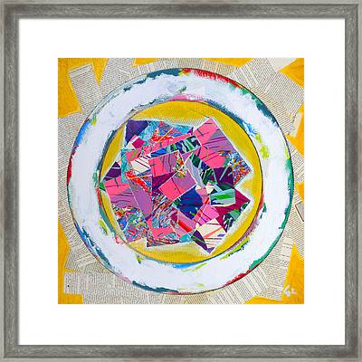 037 Framed Print by George Lacy