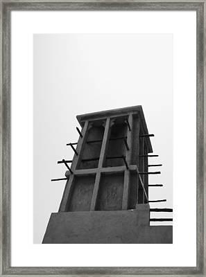 09002 Framed Print by Jeffrey Freund
