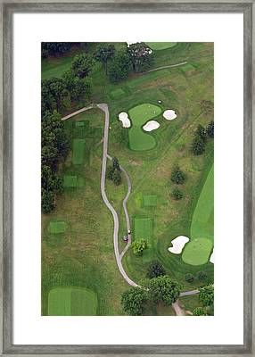 15th Hole Sunnybrook Golf Club Framed Print by Duncan Pearson