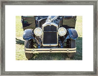 1924 Buick Duchess Antique Vintage Photograph Fine Art Prints 111 Framed Print by M K  Miller