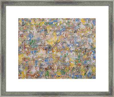 Abstract 189 Framed Print by Patrick J Murphy
