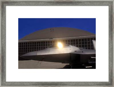 Area 51 Framed Print by David Lee Thompson