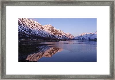 Art Of Norway Nature Framed Print by Tamara Sushko