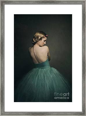 Ballerina Framed Print by Jelena Jovanovic