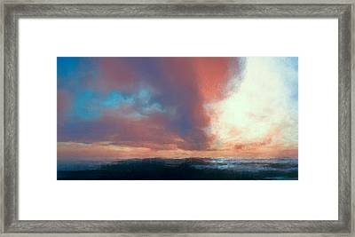 Beautiful Day Framed Print by Lonnie Christopher