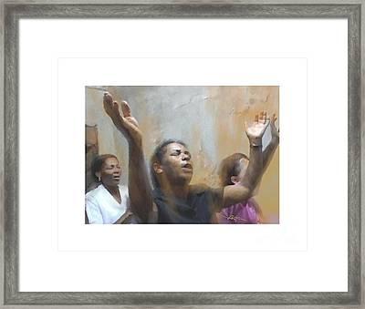Body And Soul Framed Print by Bob Salo